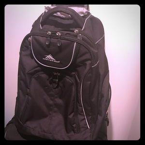 Handbags - Wheeled backpack